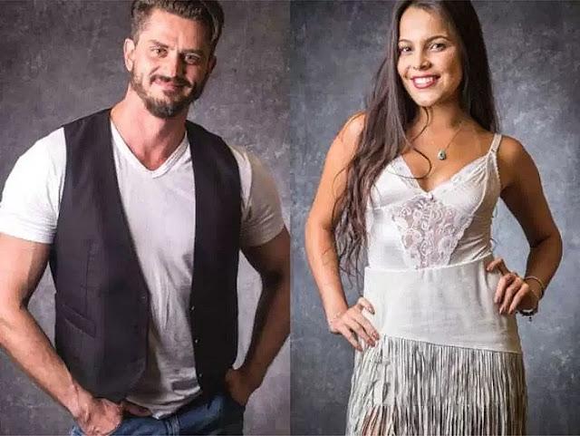 Marcos e Emilly (casal BBB 2017)