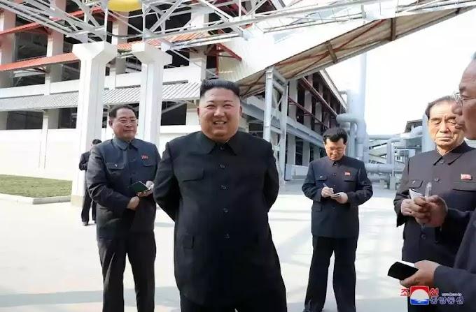 Não morreu? Televisão norte-coreana divulga imagens de Kim Jong-un em aparição pública - Atualizado