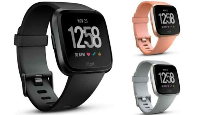 Online Buy Fitbit Versa Smart Watch