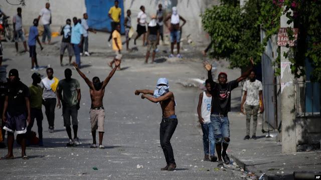 Denuncian muertes y violaciones de DD.HH. durante crisis de Haití