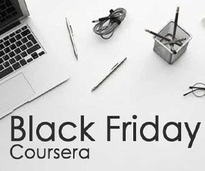 Coursera black friday offer