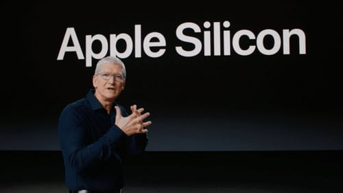 Apple may soon launch its first Mac computer with Apple's silicone processor