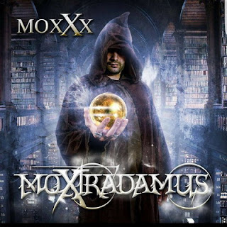Moxxx - Moxtradamus (2016)