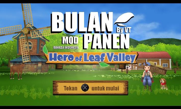 Download Mod Texture Background Menu [Bulan Panen] HM HLV For Emulator PPSSPP