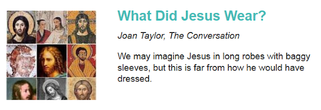 https://getpocket.com/explore/item/what-did-jesus-wear?fbclid=IwAR0wNxttcmJdhUJc317M-f0x8-cFzWJ9iG27LLlCnmcM3dnZgwpQ_8bbKtA