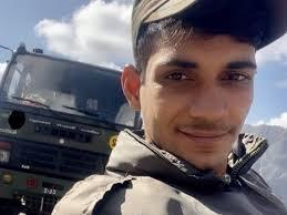 breaking news : उत्तर प्रदेश एटा के जवान अरविंद चौहान की संदिग्ध परिस्थितियों में मौत ?