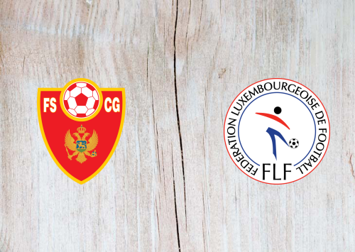 Montenegro vs Luxembourg -Highlights 13 October 2020
