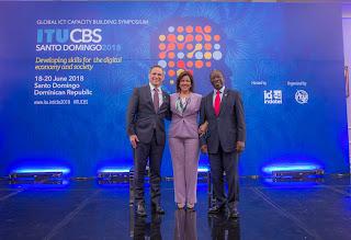 En Simposio Mundial sobre TIC auspiciado por Indotel técnicos analizan brecha digital: UIT plantea necesidad de que la tecnología genere riqueza inclusiva