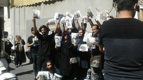 درحمایت از سهیل عربی روز دوشنبه 10مهر؛ تجمع مدافعان حقوقبشر