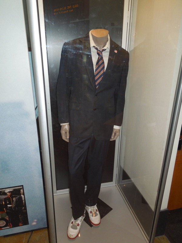 White House Down Jamie Foxx President costume