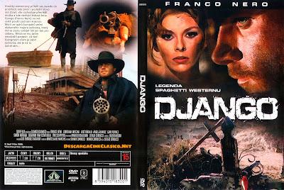 Carátula dvd: Django (1966)