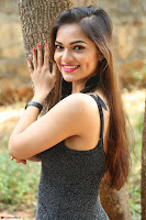 Aswini in lovely Deep Neck Sleeveless Black Dress Spicy Pics ~  Exclusive 56.JPG