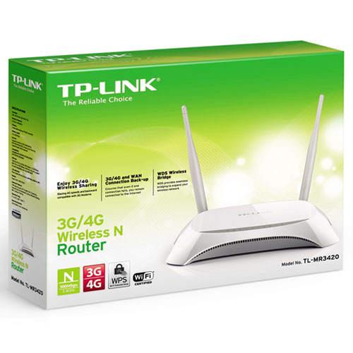 TP-Link TL-MR3420 Firmware Driver Download