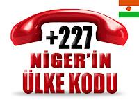 +227 Nijer ülke telefon kodu