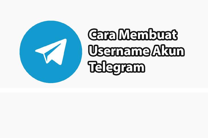 Cara Membuat Username Telegram