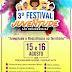 3º Festival da Juventude em São Desidério tem início amanhã, dia 15
