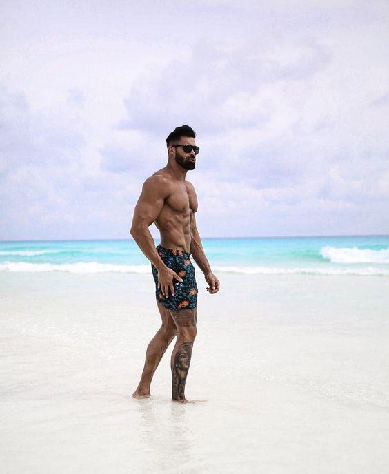 Men's Beach Bermuda | Teaching Men's Lifestyle