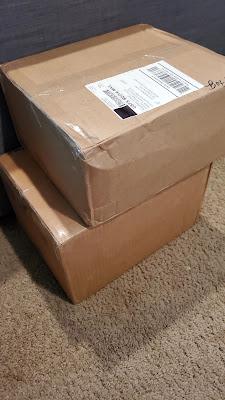 Bohemian Catholic CHC unboxing box