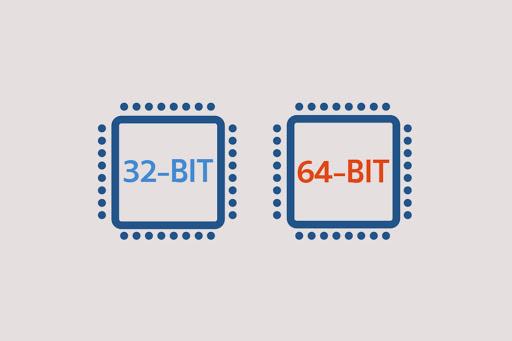 64bit vs 32bit