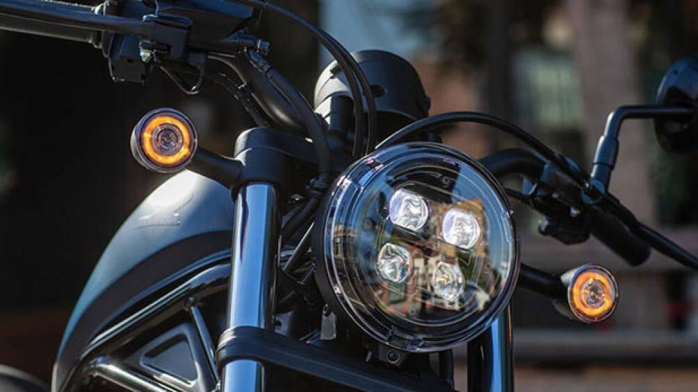 Honda Rebel 1100 sắp ra mắt, giá từ 288 triệu đồng