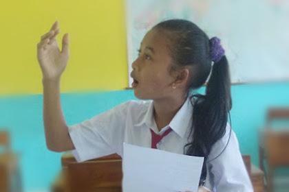 Prestasi Puisi Mila Agustina Siswa Desa Juara di Propinsi