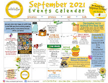 Our Monthly Events Calendar