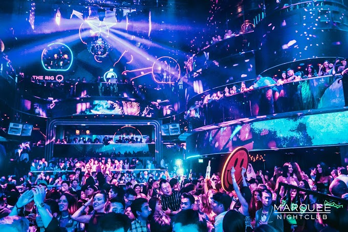 Marquee - Singapore's Largest Nightclub at Marina Bay