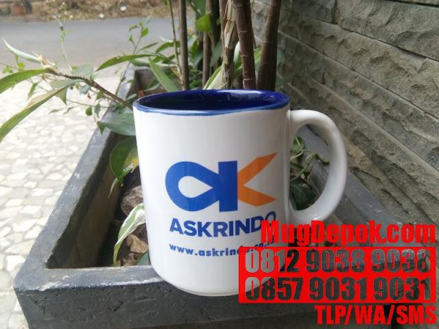 HEAT PROOF FROSTED TUMBLER MUG PICNIC BEKASI