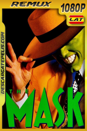 La Mascara (1994) 1080P BDREMUX Latino – Ingles