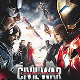 Marvel's Captain America: Civil War Will Bring the Battle to Blu-ray on September 13th!