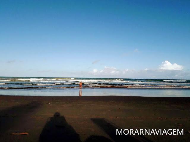 Praias de Lauro de Freitas - Praia de Ipitanga