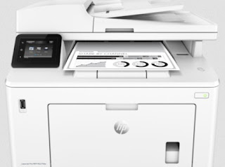 HP LaserJet Pro M227fdw Printer Driver Download And Setup