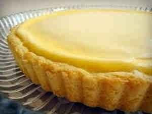 تارت الجبن