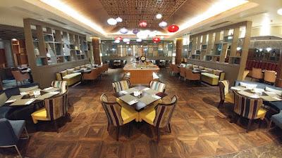 Orchid Restaurant Grand Mercure Maha Cipta Medan Angkasa