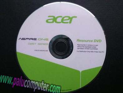 CD driver laptop acer