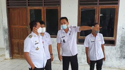 Berkantor di Kecamatan Wori, Ini Yang di Sampaikan Bupati JG