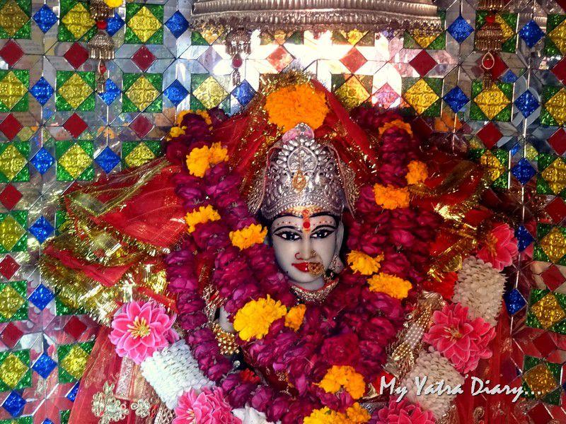 Garjiya Devi Shakti Deity Uttarakhand