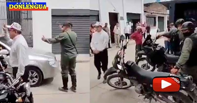 Obispo de Mérida evitó que la GNB se robara la ayuda humanitaria de los damnificados