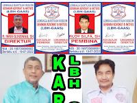 DPP LBH - GAAS akan Menggelar dan Membuka Pendidikan Paralegal Khusus Profesi Paralegal Lembaga Bantuan Hukum - Gerakan Advokat & Aktivis (LBH - GAAS)