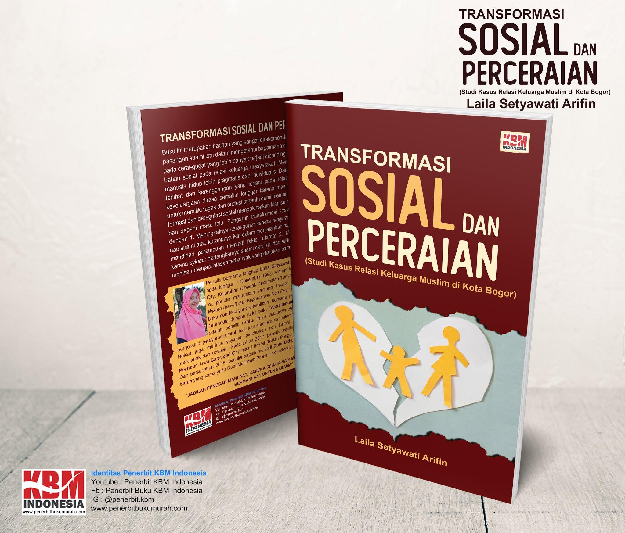 TRANSFORMASI SOSIAL DAN PERCERAIAN