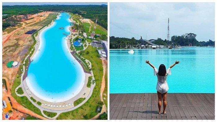 Kolam renang terbesar di Indonesia