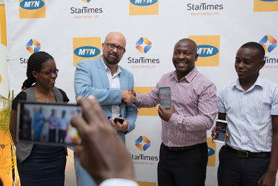 Watch StarTimes Channels On Your Phone With MTN StarTimes Bundle