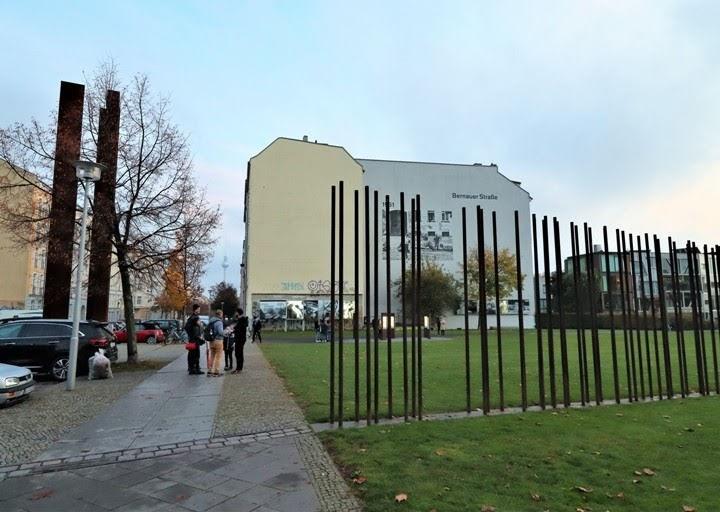 Berlín-Wall-Memorial-Berlín
