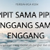 #284 Pipit Sama Pipit Enggang Sama Enggang
