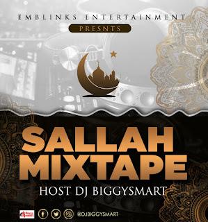 Mixtape : DJ BiggySmart - Sallah Party Mixtape