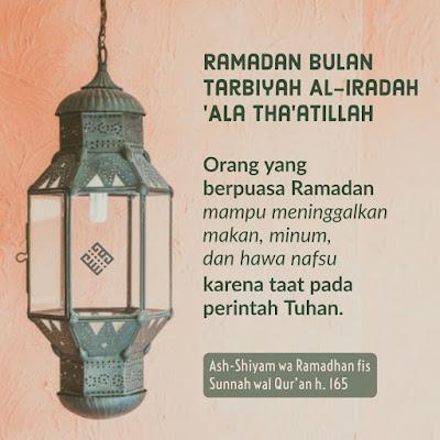 Pelajaran bulan ramadhan