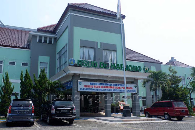 Jadwal Dokter RSUD dr. Harjono Ponorogo Terbaru