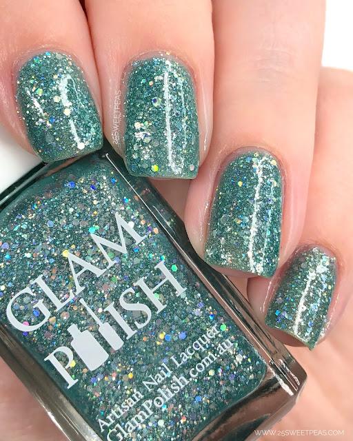 Glam Polish Mystical 25 Sweetpeas