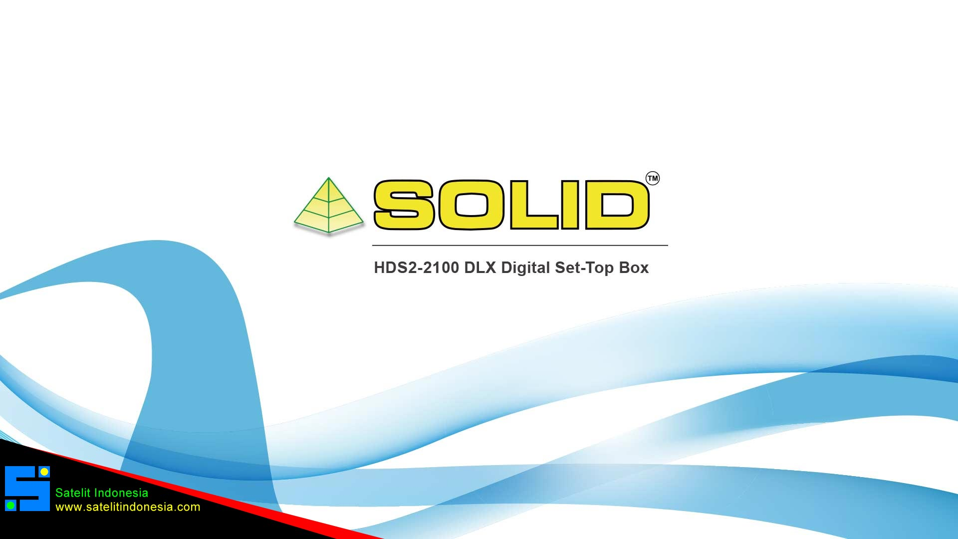 Download Solid HDS2 2100 DLX Software Update Firmware Set Top Box