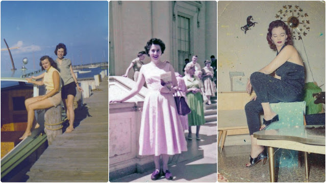 Amazing Found Photos Show the Casual Wear of the 1950s